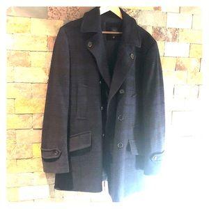 Men's pea coat, Saks Fifth Avenue